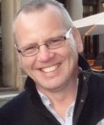 Martin Robinson - IRISS CEO - Head Shot